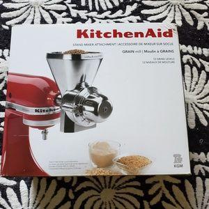 Kitchen Aid Mill/Grain Attatchment